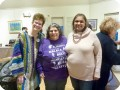 New NNJ VP Laura Troy  New NNJ President Diane Scarangella  New NOW NJ President Anjali Mehrotra